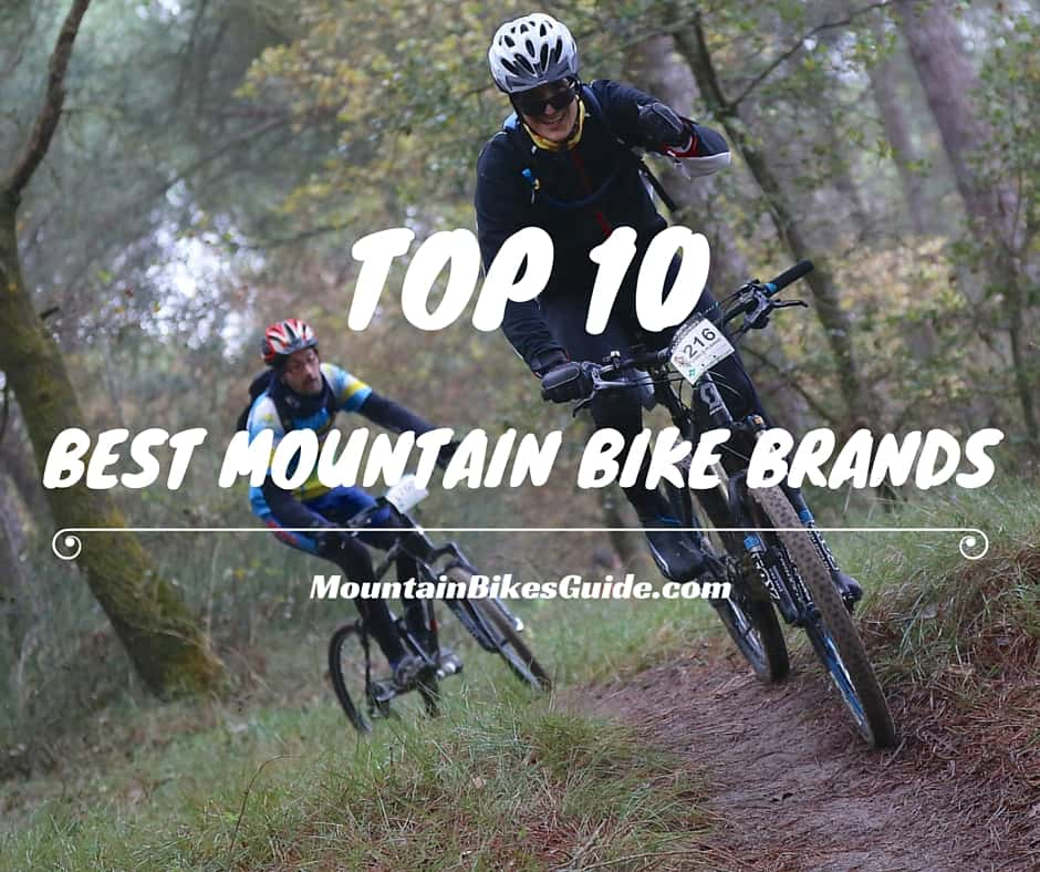 2017's 10 Best Mountain Bike Brands