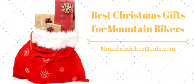BEST CHRISTMAS GIFTS FOR MOUNTAIN BIKERS