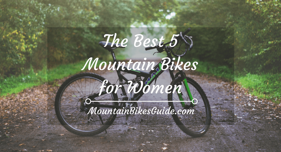 Best Mountain Bikes for Women