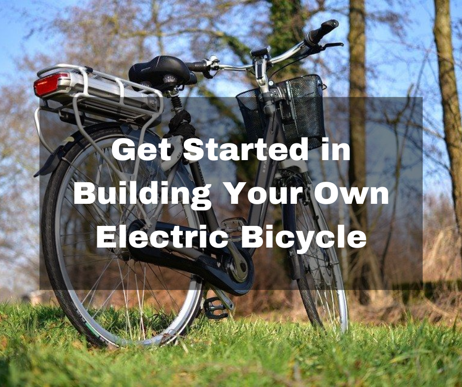 Building Your Own Electric Bicycle